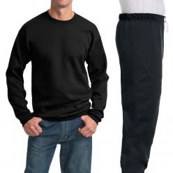 Спортивный костюм оверсайз (унисекс) №01