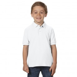 Детская рубашка поло с коротким рукавом