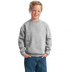 Детская толстовка без капюшона (свитшот)