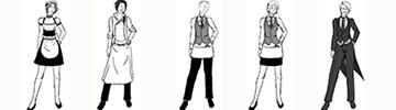 Униформа и обувь