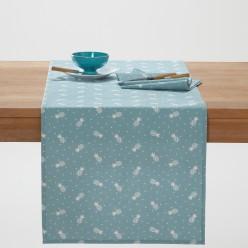 Дорожка на стол с Вашим рисунком (печать на ткани)