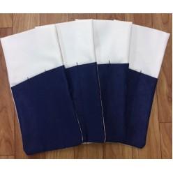 Куверт Standart/ 3 Ричард белый/синий