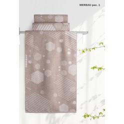 Махровое полотенце AQ Merbau MX42 Россия