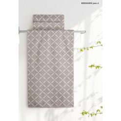 Махровое полотенце AQ BERGAMO MX42 Россия
