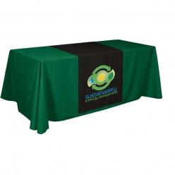 Дорожка на стол с логотипом