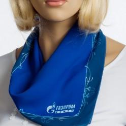 Корпоративные платки, косынки и шарфы