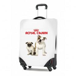 Чехол для чемодана с лого S