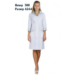 Женский халат №300