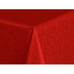 Ткань Ричард 08С6-КВгл+ГОМ т.р. 1812 цвет 191663 красный, ширина 305см